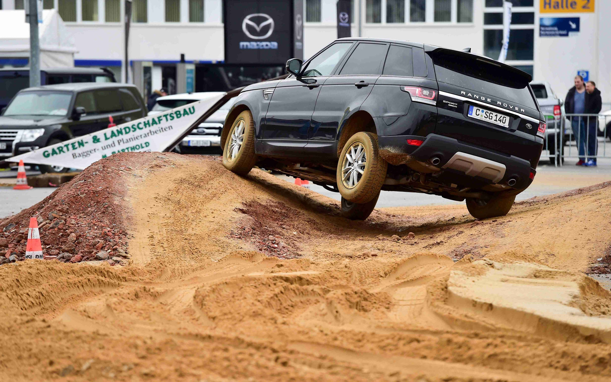 Offroad Mobil³ Messe Chemnitz